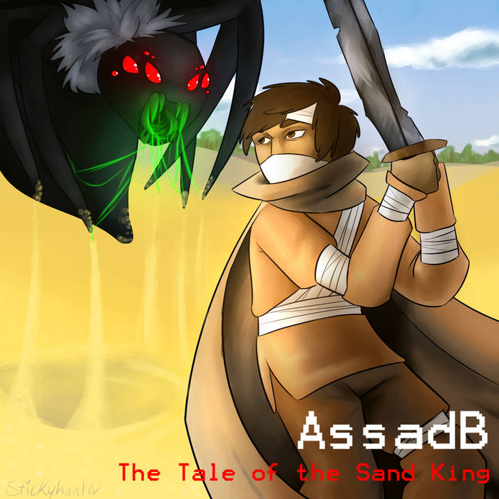 The Tale of the Sand King cover art