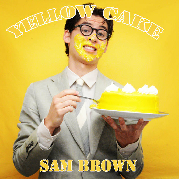 Yellow Cake cover art