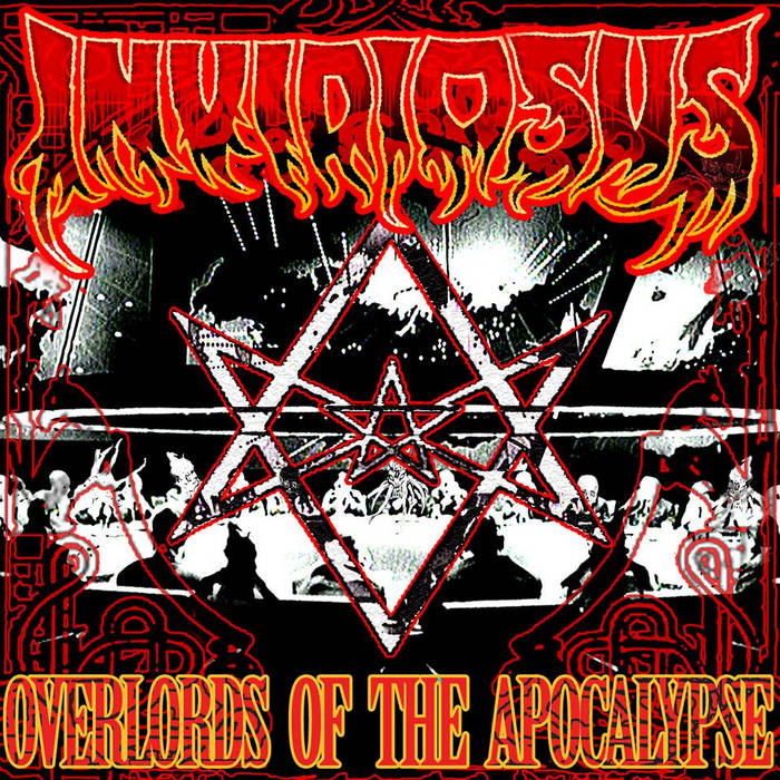 Overlords of the Apocalypse cover art