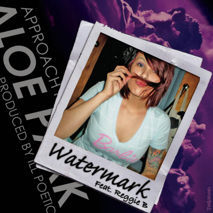 Watermark feat. Reggie B. (Digital 12') cover art