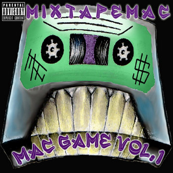 Mac Game vol. 1 cover art