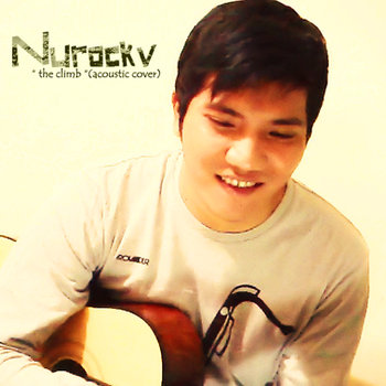 Nurockv - The Climb (Acoustic Cover) cover art