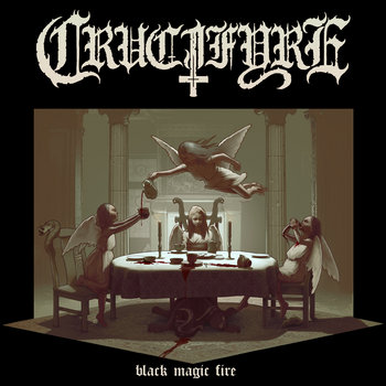Black Magic Fire cover art