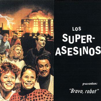 BRAVO, ROBOT cover art