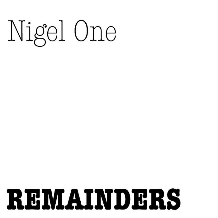 Remainders cover art
