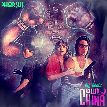 Big Beats in Little China cover art