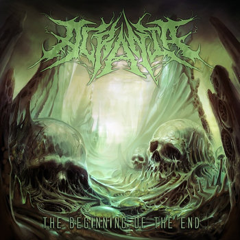 The Beginning Of The End (EP) cover art