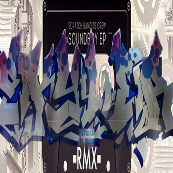 1 LUV-PATRICK SKYLER-SKRATCH BANDITS REMIX cover art