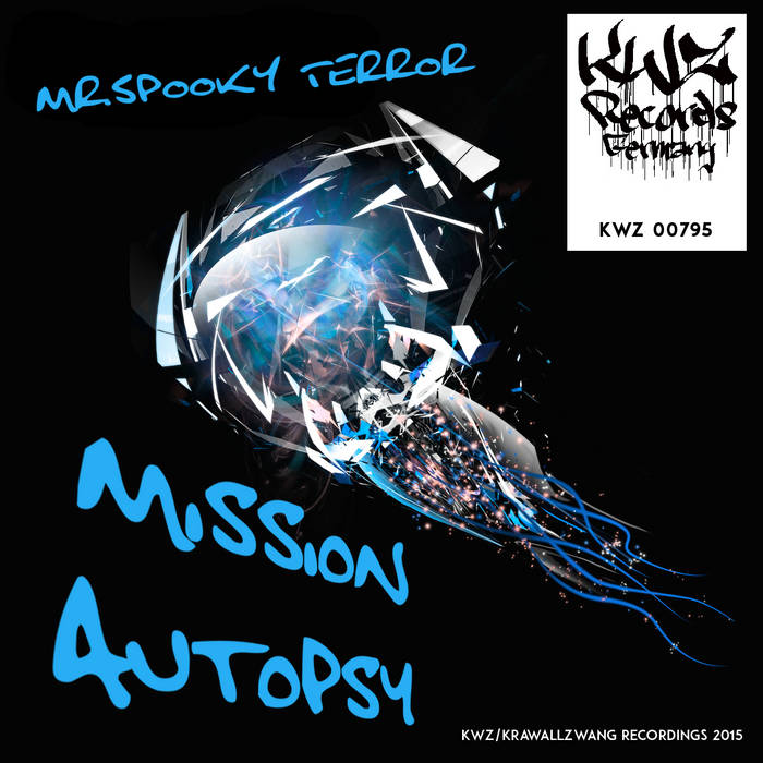 Mission Autopsy cover art