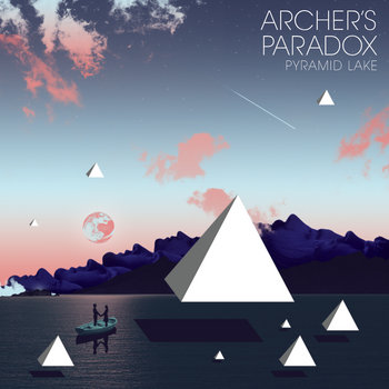 Pyramid Lake cover art