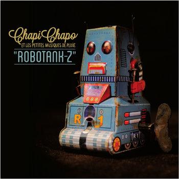 Robotank-z cover art