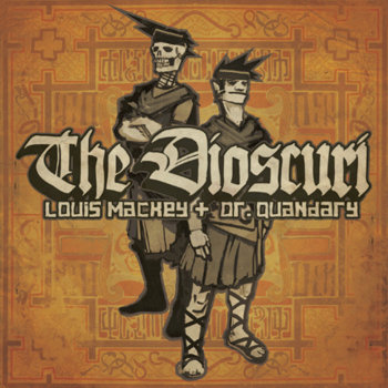 The Dioscuri cover art