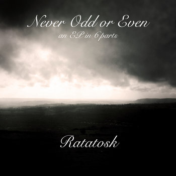 Never Odd or Even EP cover art