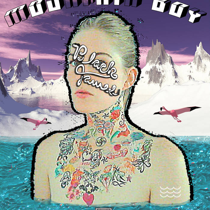 MOUNTAIN BOY cover art