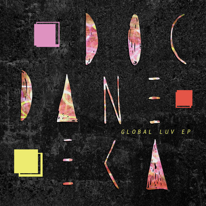 Global Luv EP cover art