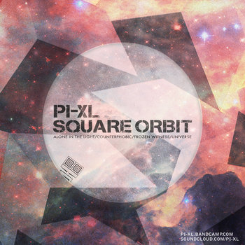 Pi-xl - Square Orbit cover art