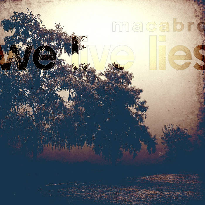 We Live Lies cover art