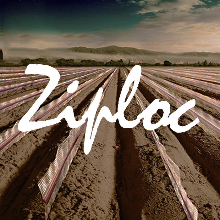 Ziploc cover art