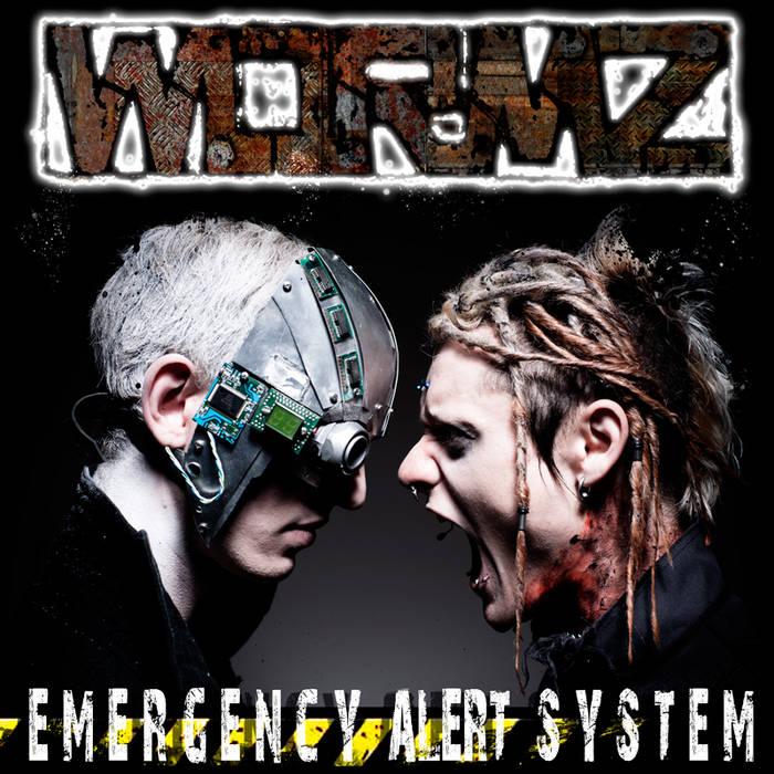 WORMZ : Emergency Alert System cover art