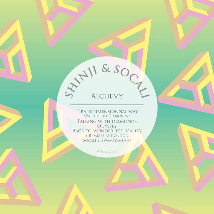 Shinji & Socali - Alchemy cover art