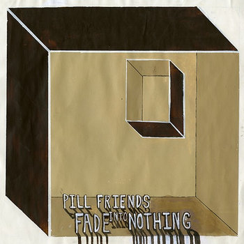 fade into nothing cover art