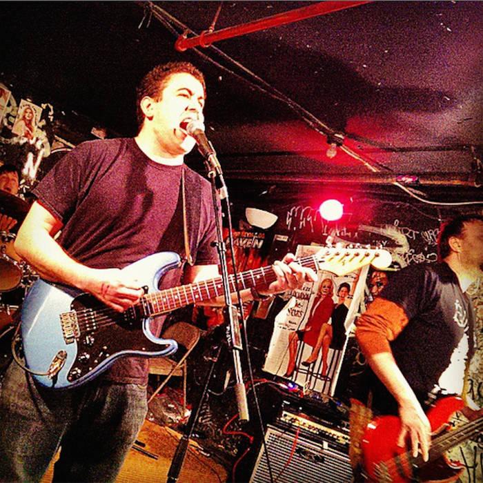 BOOTLEG!!!  Live at the Meatlocker cover art