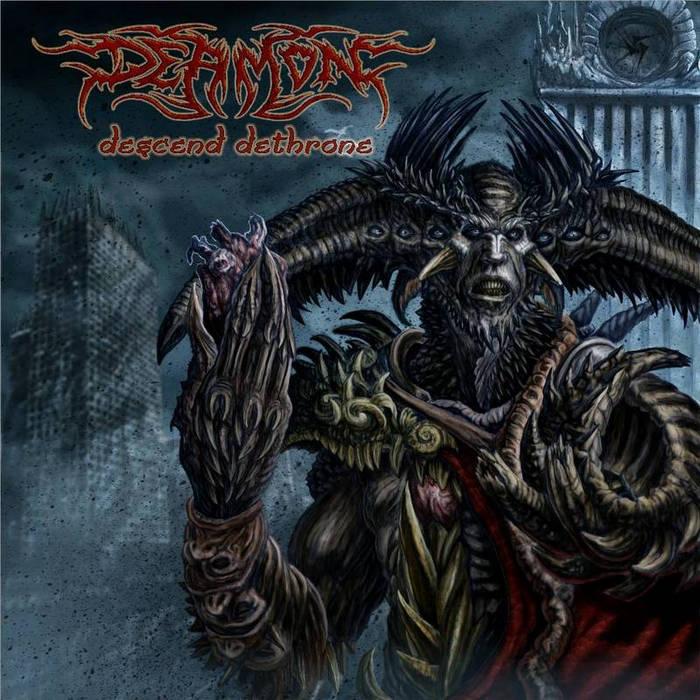 Descend Dethrone cover art