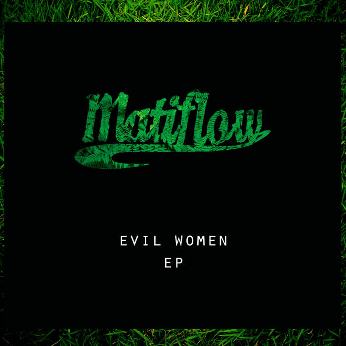Evil Women Debut EP cover art