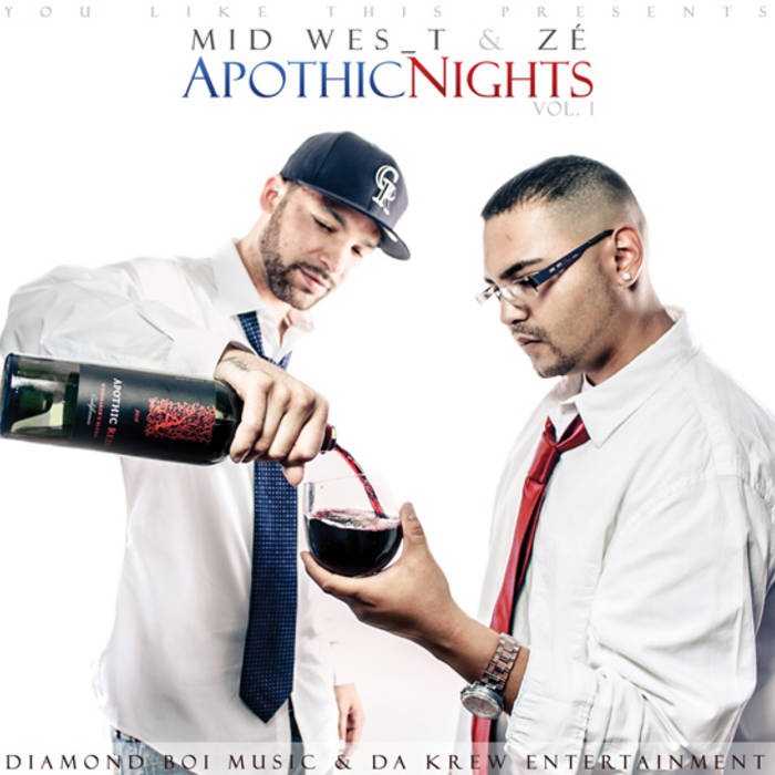 Apothic Nights cover art