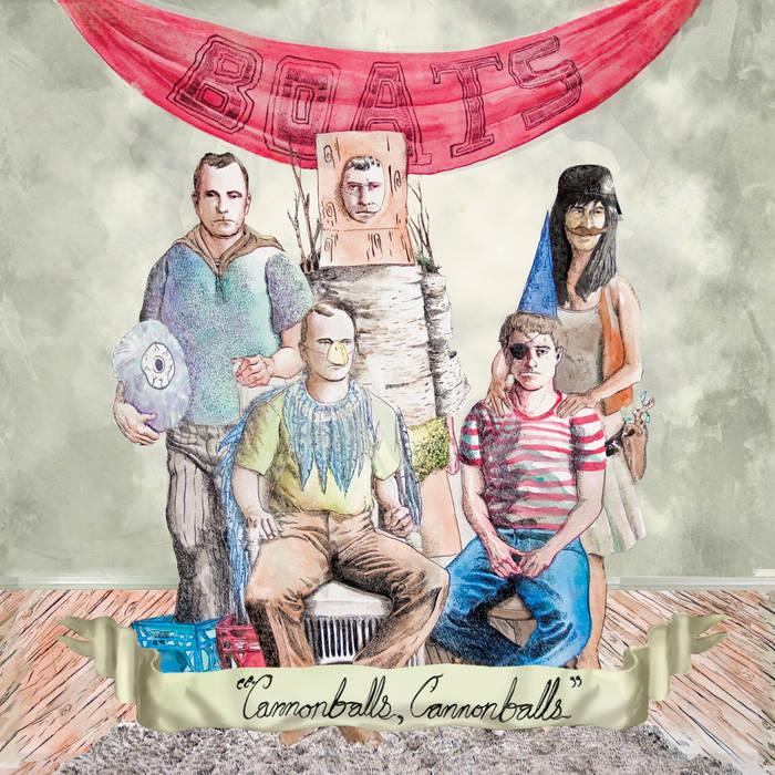 Cannonballs, Cannonballs cover art