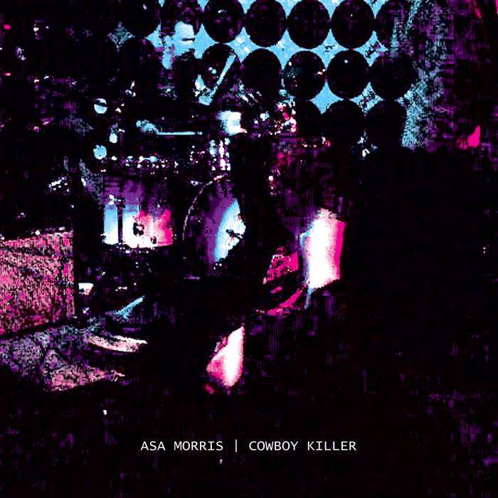 Cowboy Killer cover art