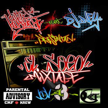 Soed ft Dj Ney  -Promo Mixtape Vol.3 cover art