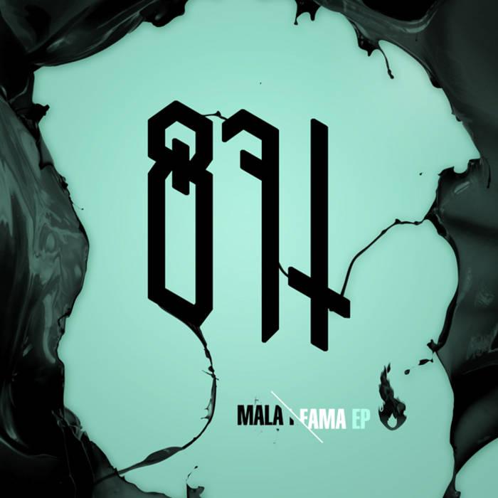 Mala Fama EP cover art