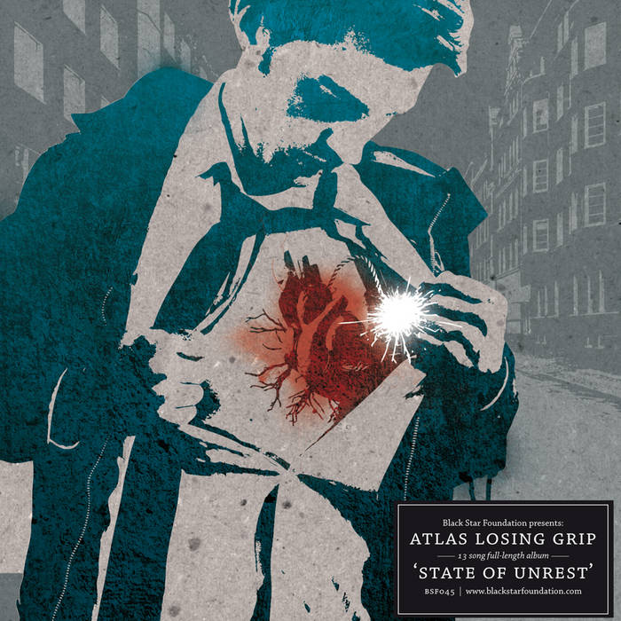 State Of Unrest cover art