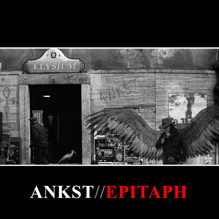 ANKST - Epitaph (Cyvergence Club Remix) cover art