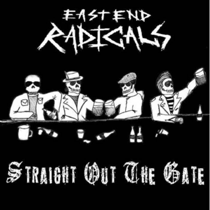 Straight Out The Gate cover art
