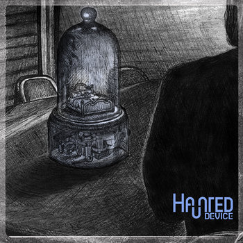Haunted Device EP cover art