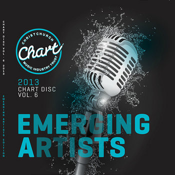 CHARTDISC Vol 6 (Emerging Artists) cover art