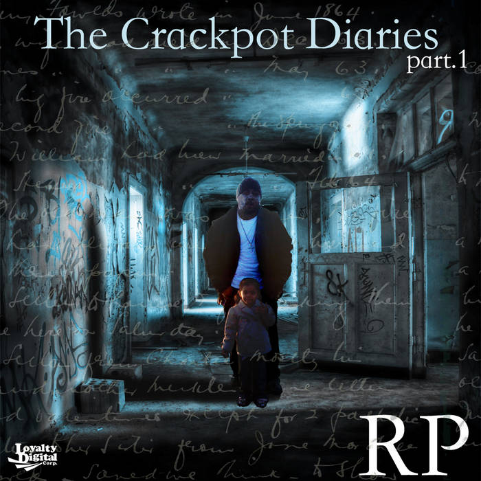 The Crackpot Diaries cover art