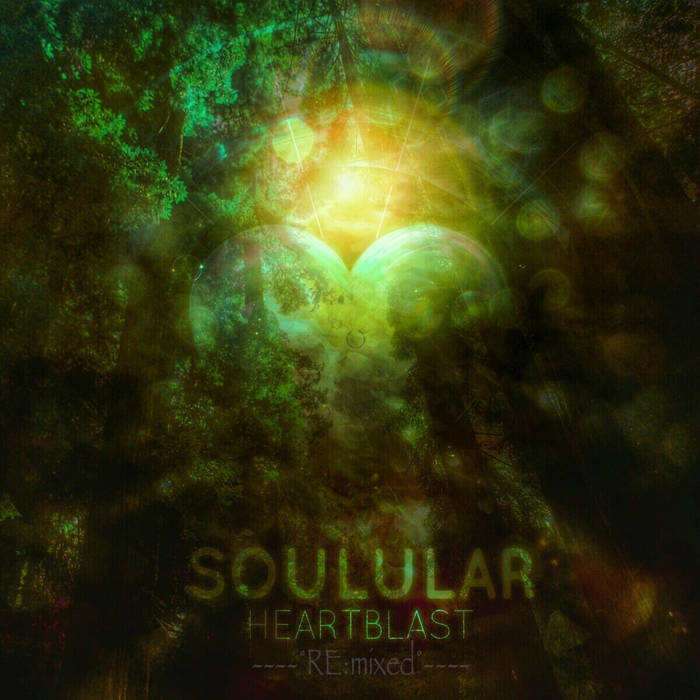 Heartblast Remixed cover art