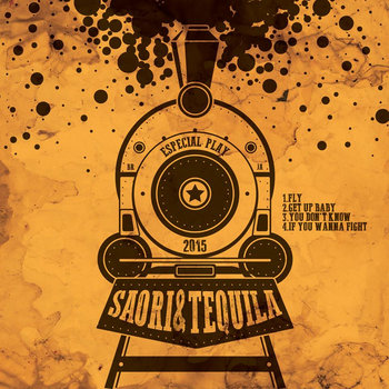 Saori&Tequila - EP 2015 cover art