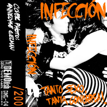 Tanto Sexo, Tanta Gonorrea cover art