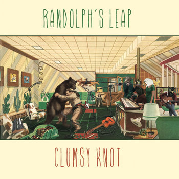 Clumsy Knot cover art