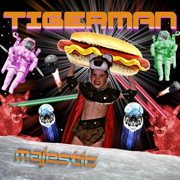 Majestic cover art