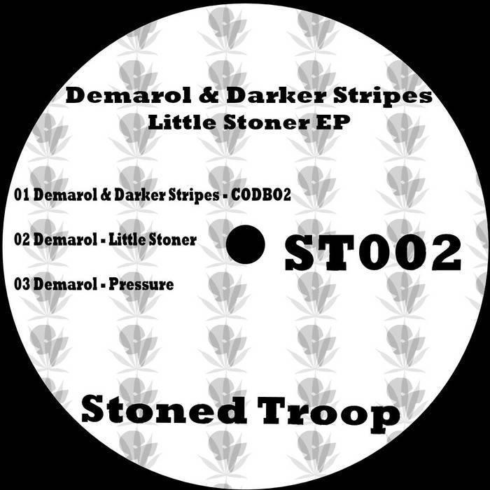 Little Stoner EP - ST002 cover art