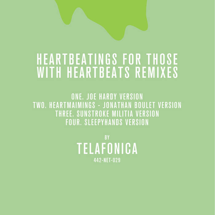 Heartbeatings For Those With Heartbeats Remixes cover art