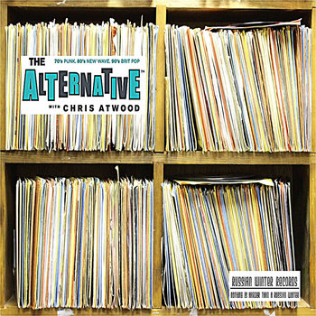 The Alternative With Chris Atwood Compilation cover art