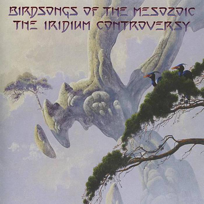 The Iridium Controversy cover art