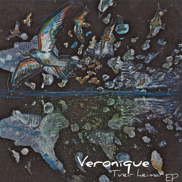 Tveir heimar EP cover art