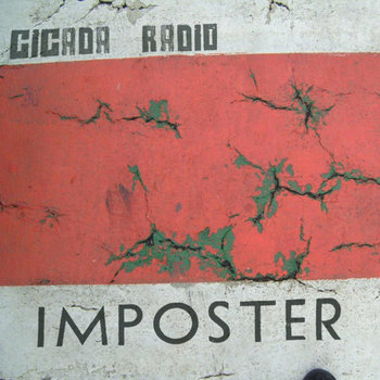 IMPOSTER EP cover art